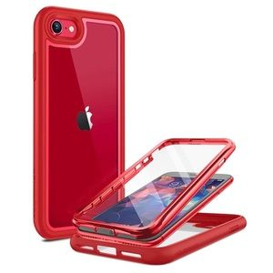 ✨2/$25✨ iPhone 7/8/SE Phone Case (Red)